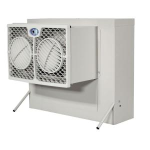 AeroCool 2800 CFM 2-Speed Front Discharge Window Evaporative Cooler for 400 sq. ft. (with Motor) by AeroCool