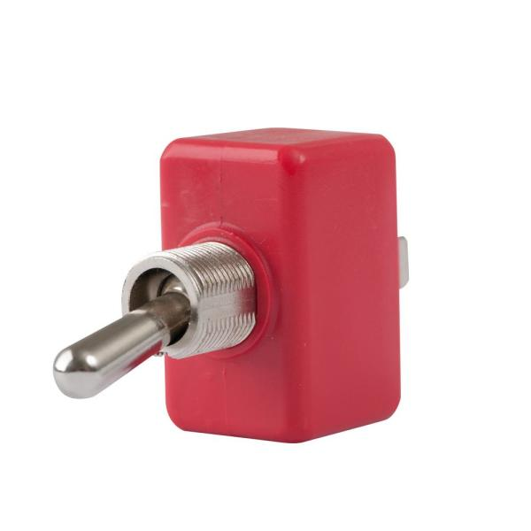 20 Amp OFF-ON Toggle Switch, Booted