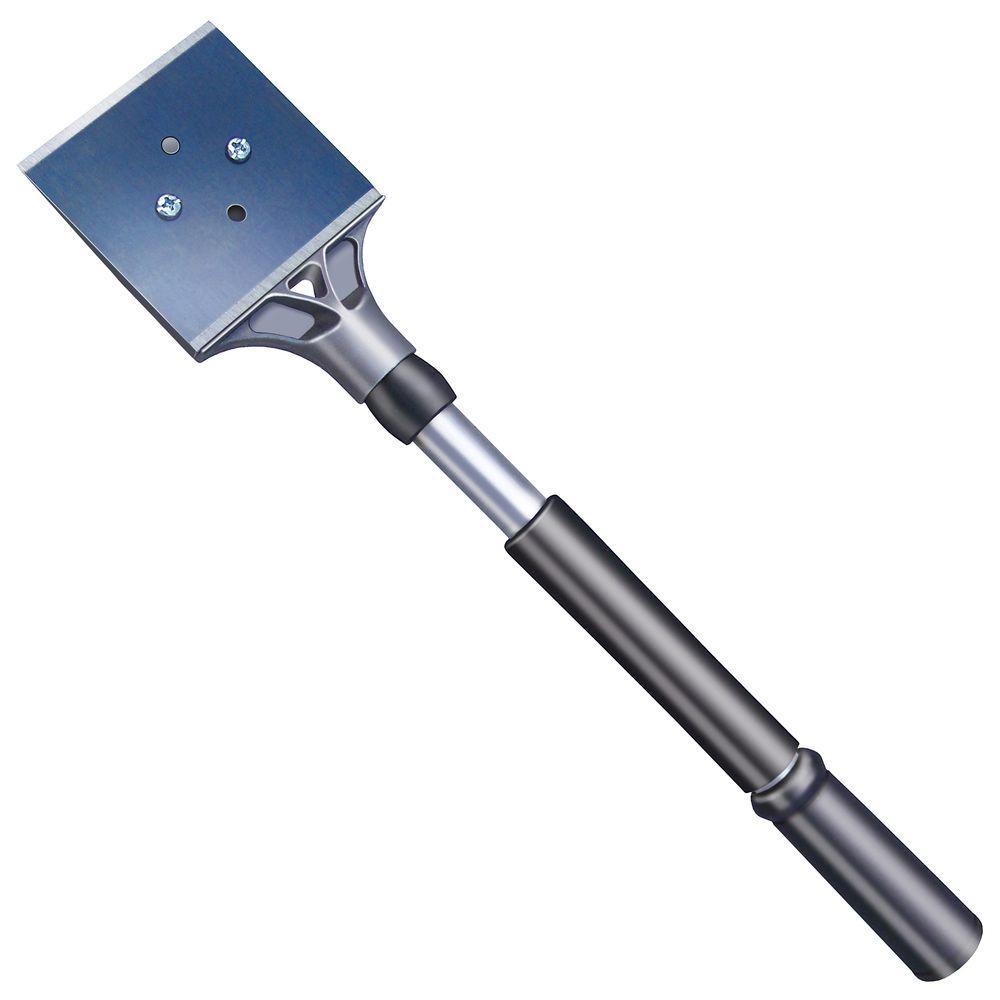 Allway Tools 4 in. Floor Scraper with 18 in. Handle