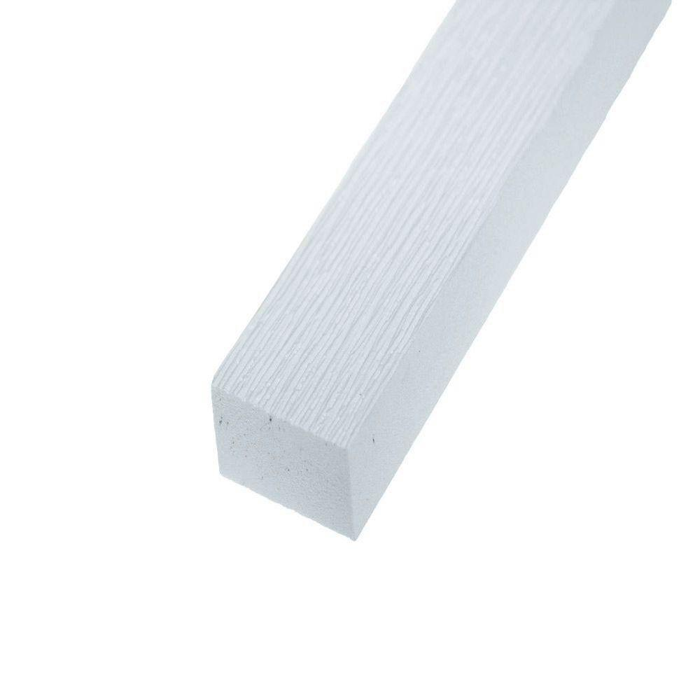 3/4 in. x 1-1/2 in. x 8 ft. Frontier Trim PVC