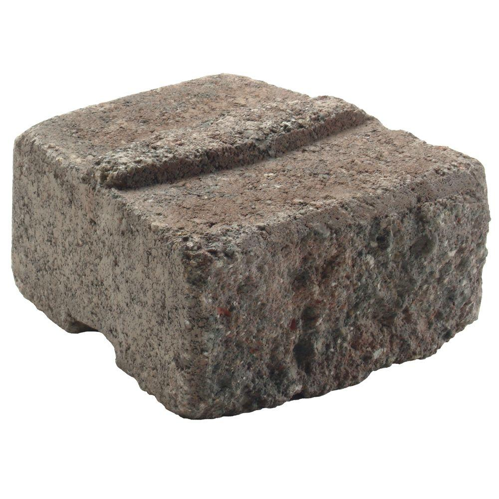 RomanStack 4 in. x 8 in. Concrete Garden Wall Blocks