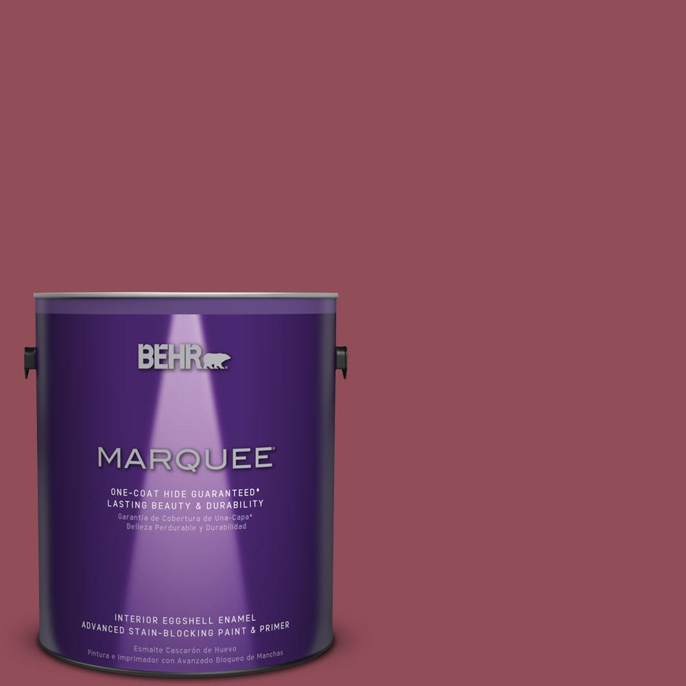 1 gal. #MQ1-5 Rialto One-Coat Hide Eggshell Enamel Interior Paint
