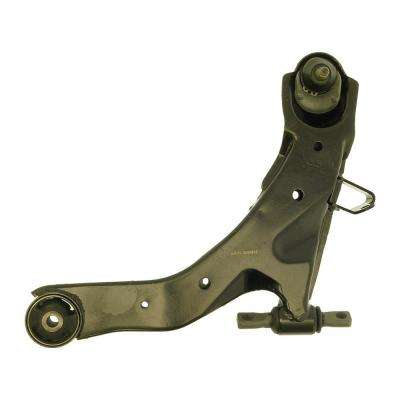 Suspension Control Arm and Ball Joint Assembly - Front Left Lower