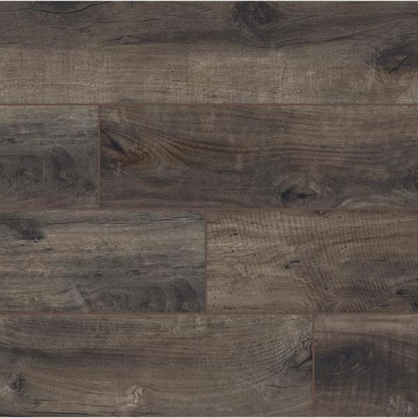 Country River Moss 6 in. x 36 in. Matte Porcelain Floor and Wall Tile (13.5 sq. ft. / case)