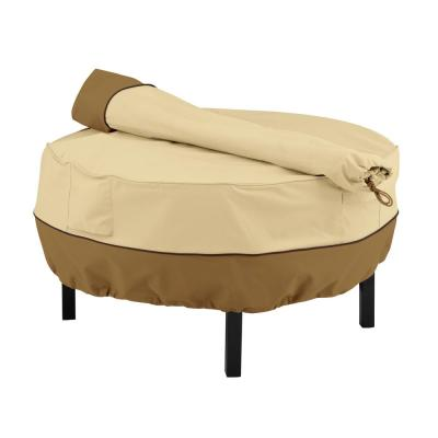 Veranda Cowboy Fire Pit Grill Cover and Storage Bag
