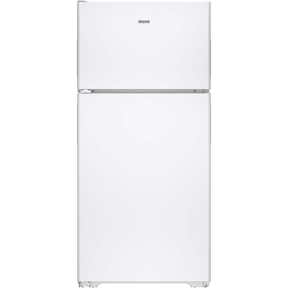 Hotpoint Hotpoint 14.6 cu. ft. Top Freezer Refrigerator in White
