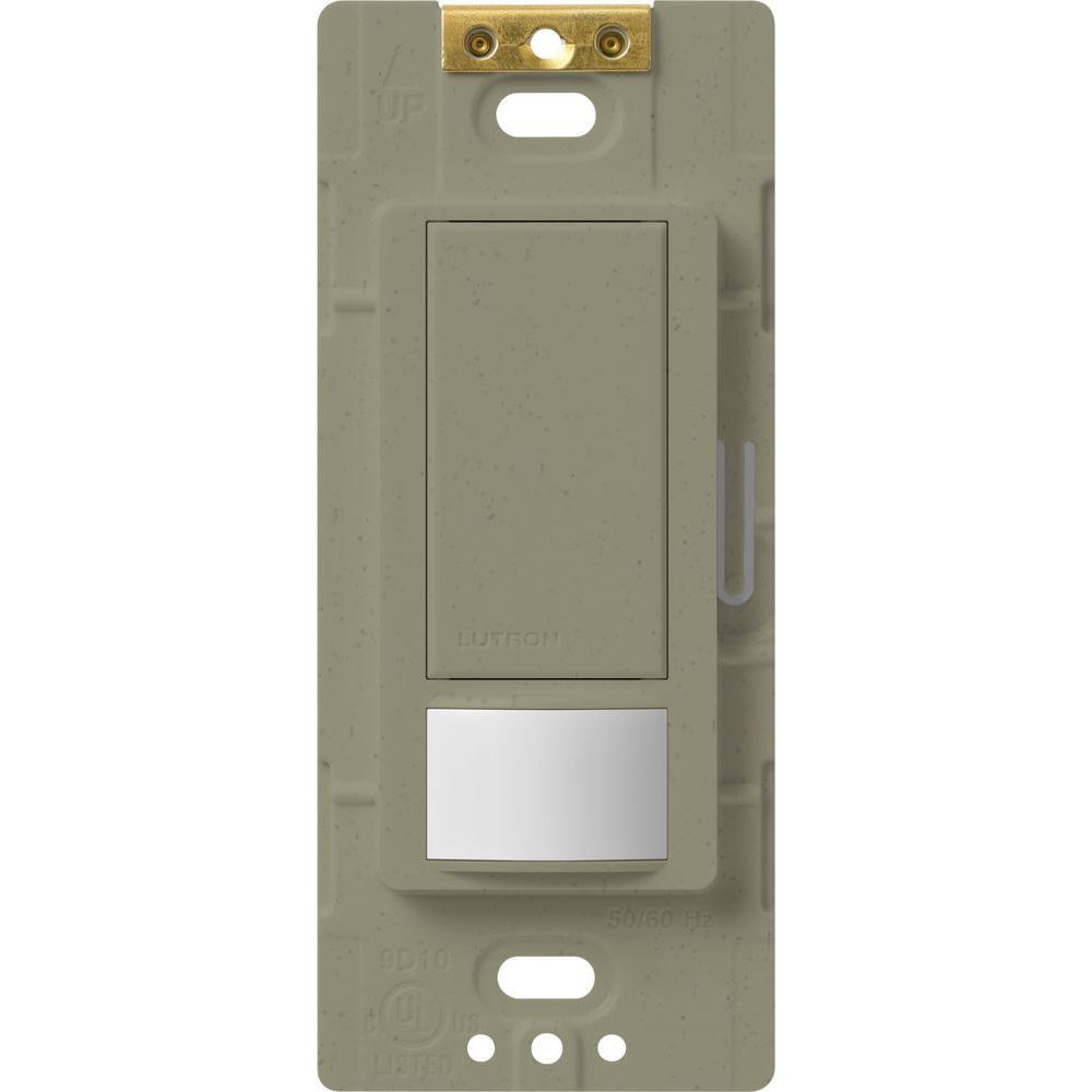 Maestro Motion Sensor switch, 5-Amp, Single-Pole or Multi-Location, Greenbriar