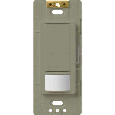Maestro Motion Sensor switch, 5-Amp, Single-Pole or Multi-Location, Greenbriar