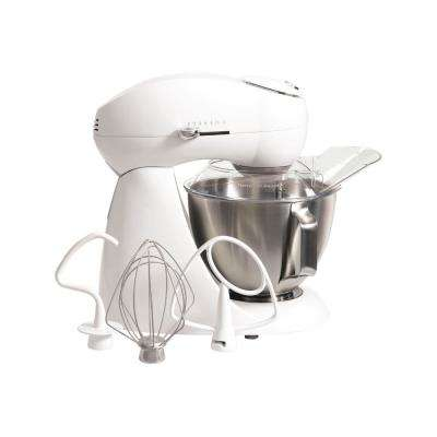 Eclectrics 4.5 Qt. Sterling All-Metal Stand Mixer