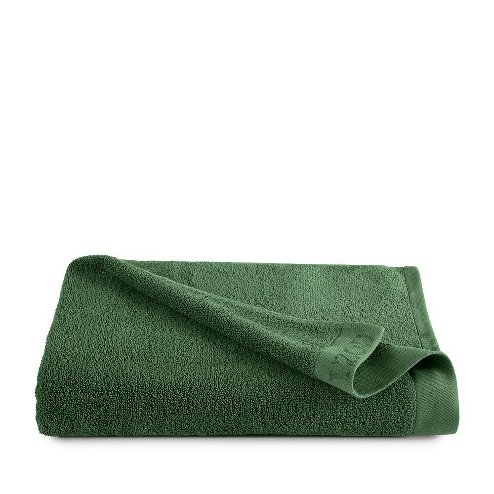 Izod Classic Egyptian Cotton Body Sheet in Stone Green