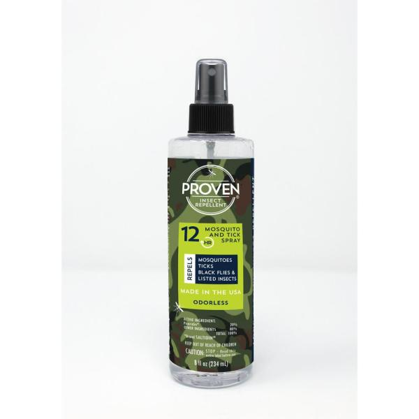 6 oz. Camo Odorless 12 HR Insect Repellent Spray