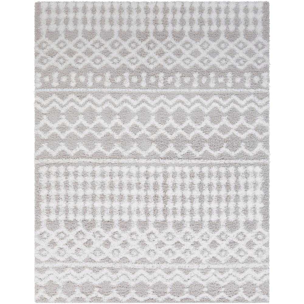 Artistic Weavers Briar Gray 7 ft. 10 in. x 10 ft. 2 in. Area Rug, Grey was $535.0 now $292.6 (45.0% off)
