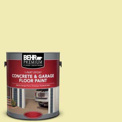 1 Gal. #P340-2 Invigorating 1-Part Epoxy Concrete and Garage Floor Paint