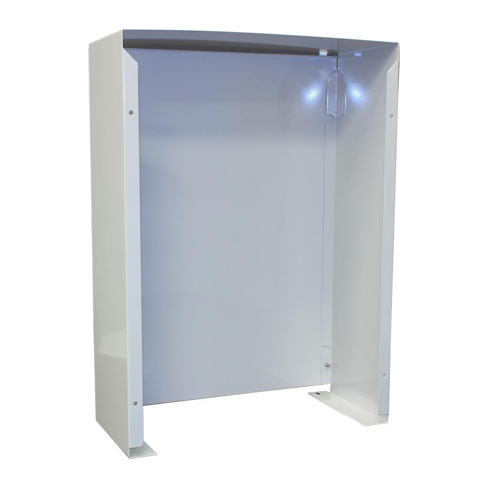 Rinnai Pipe Cover Enclosure For V53e And Rv53e Pc 20 W The Home
