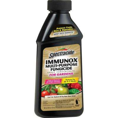 Immunox Multi-Purpose Fungicide 16 oz Spray Concentrate For Gardens