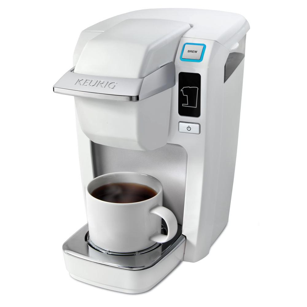 Keurig Mini Brewer in White-DISCONTINUED