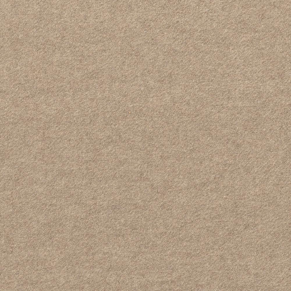 Foss Premium Self-Stick First Impressions Flat Taupe Texture 24 in. x 24 in. Carpet Tile (15 Tiles/60 sq. ft. / case)