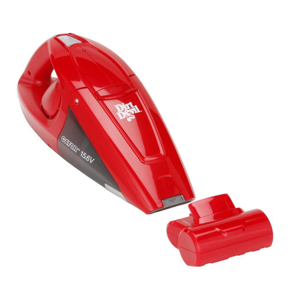 Gator 15.6-Volt Cordless Handheld Vacuum Cleaner with Brushroll