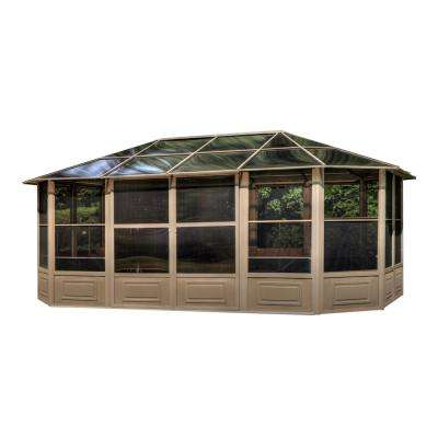 12 ft. x 18 ft. All Season Solarium