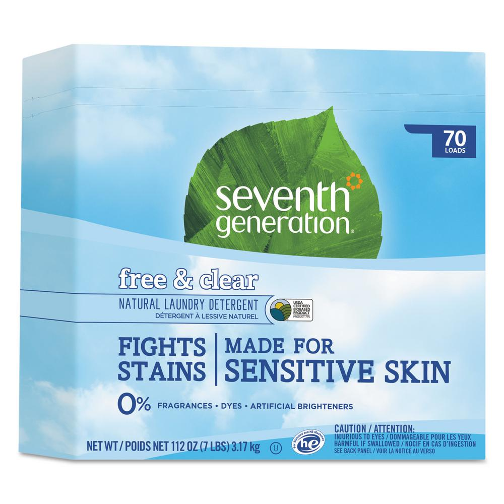 Seventh generation lavender laundry detergent reviews