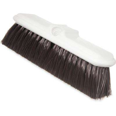 Nylex 9.5 in. Brown Flow-Thru Wall Brush (Case of 12)