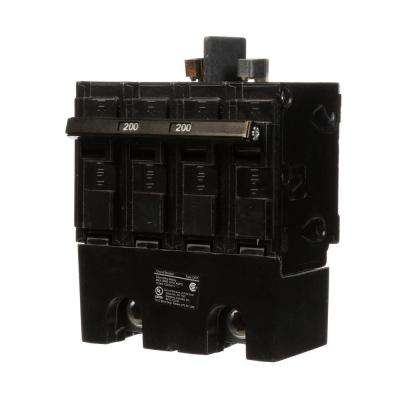 200 Amp Double-Pole 10kA Type QPP Circuit Breaker