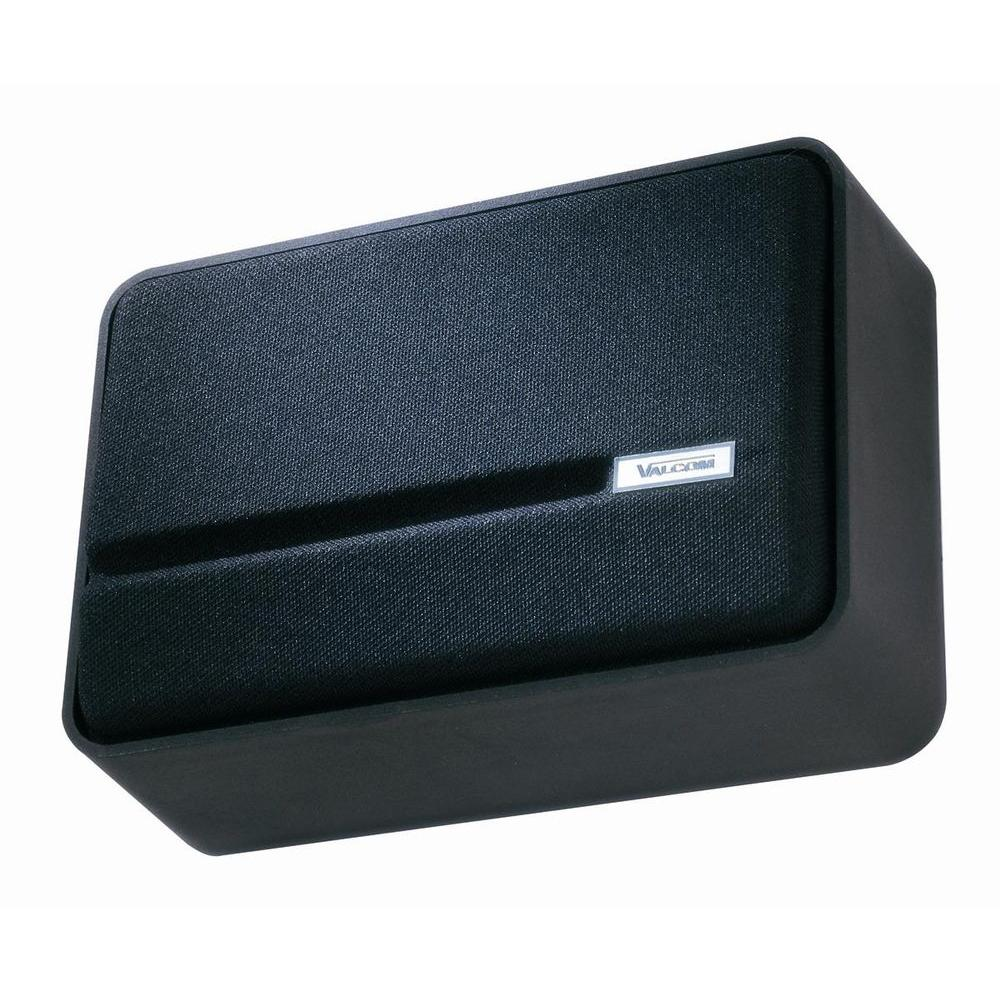 SlimLine One-Way Wall Speaker - Black