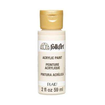 2 oz. Linen Acrylic Craft Paint