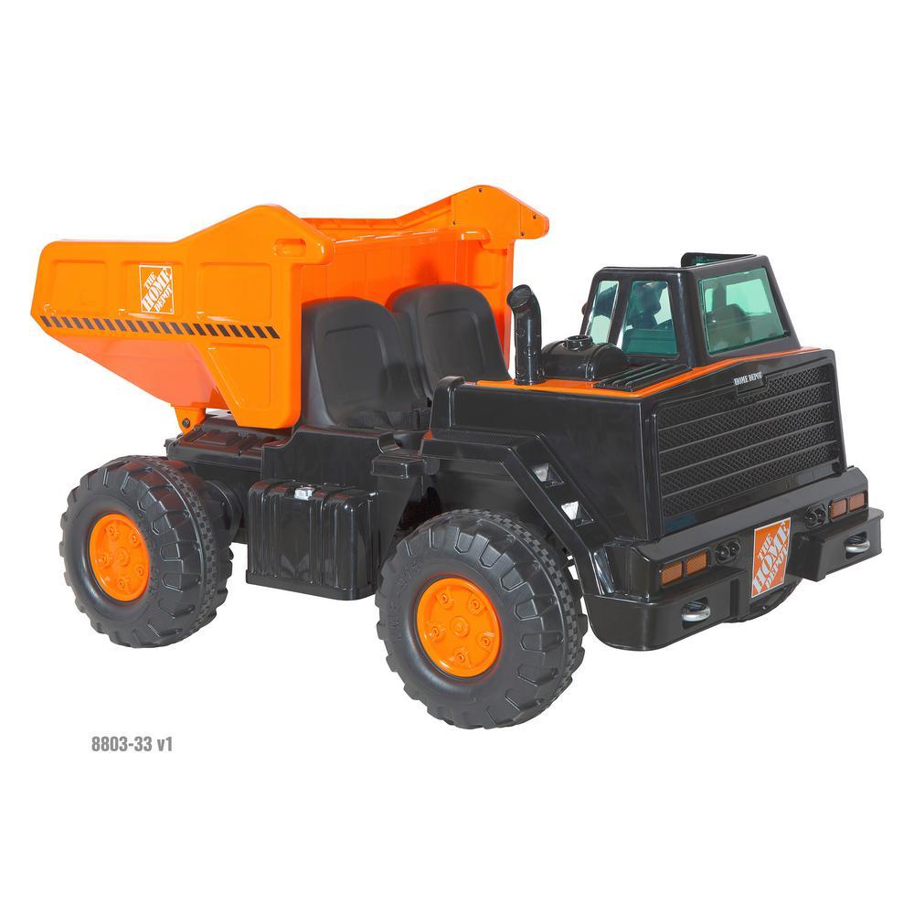 12-Volt Kids Dump Truck