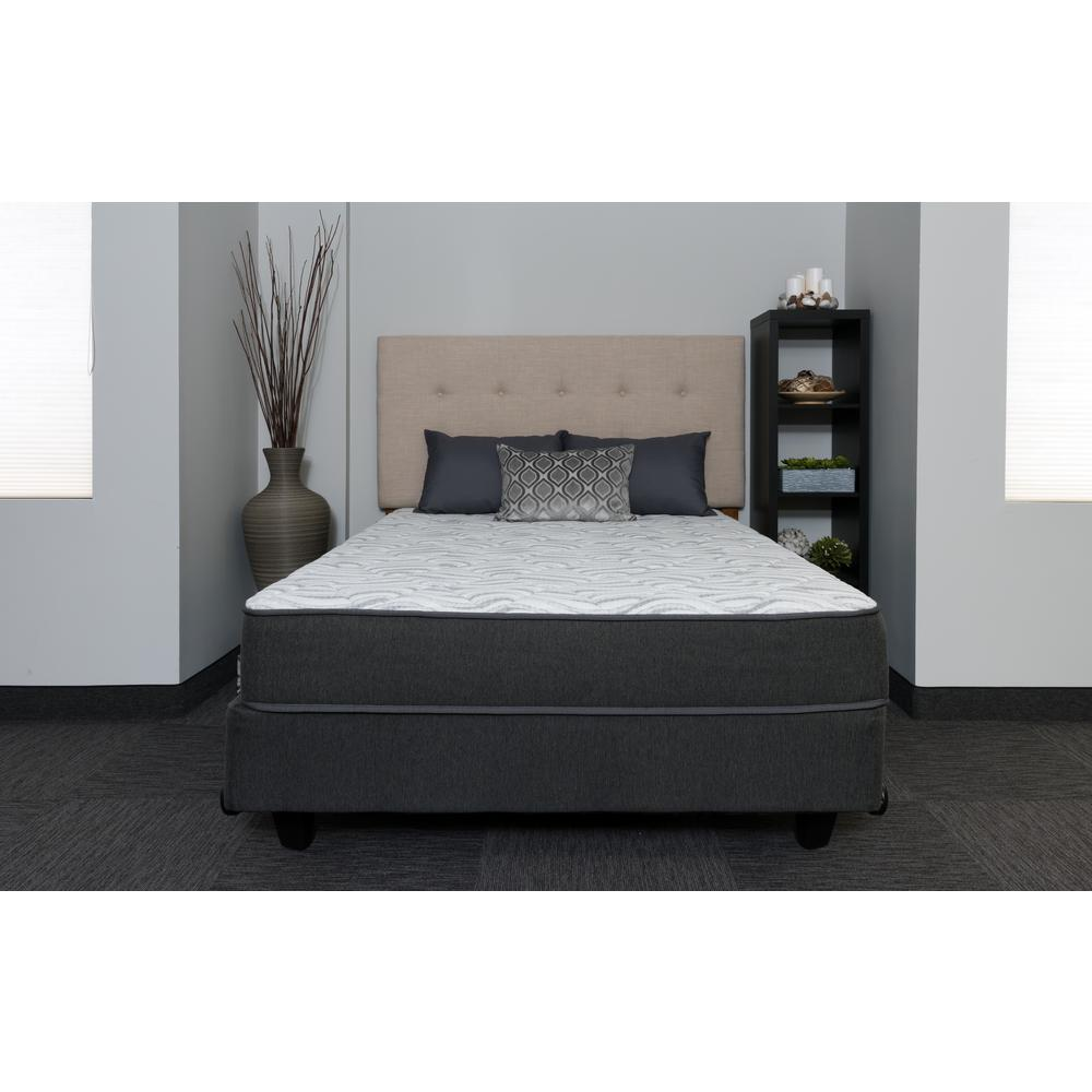 King Koil Cassidy Hybrid 12 in. Medium Tight Top Full Mattress