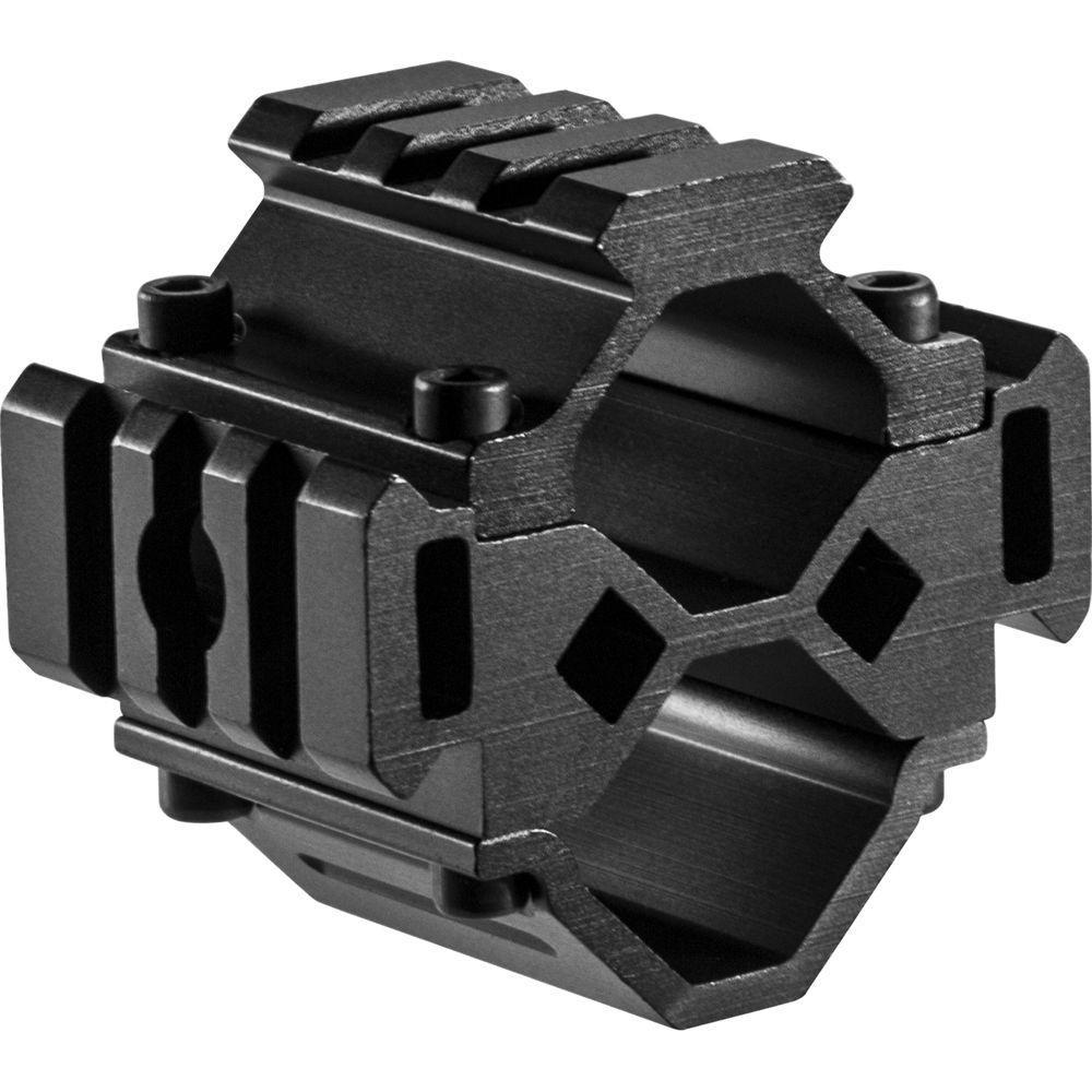 Tri-Rail 3-Sections Double Shotgun Barrel Mount
