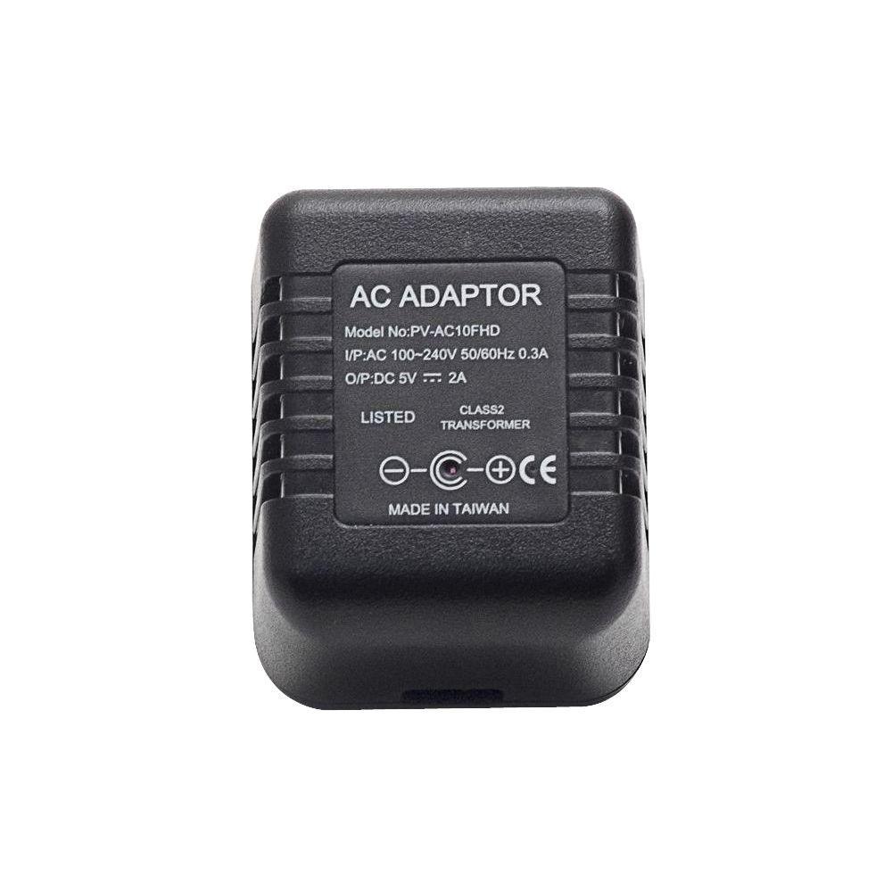 HD Resolution Hidden Camera Power Adapter