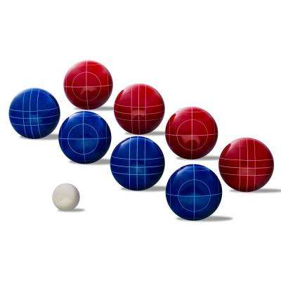 Red, White and Blue Bocce Set