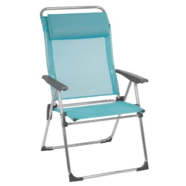 Shelly 2-Pieces Lac Aluminum Camping Chair