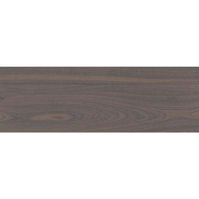 Ironwood Ebano 8 in. x 24 in. Glazed Porcelain Paver Tile