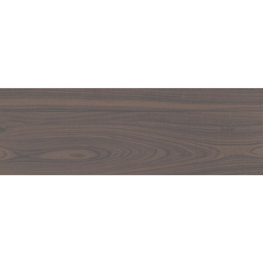 Ironwood 24 in. x 8 in. x 0.75 in. Ebano Glazed Porcelain Paver Tile (319.20 sq. ft./Pallet)