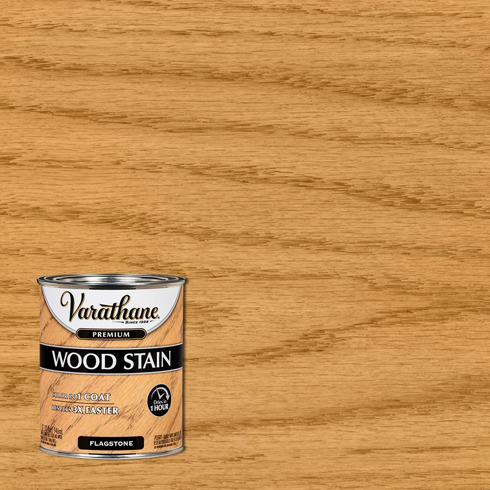 Varathane 1 qt. Flagstone Premium Fast Dry Interior Wood Stain