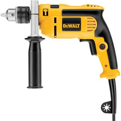 7 Amp Corded 1/2 in. Single Speed Hammer Drill
