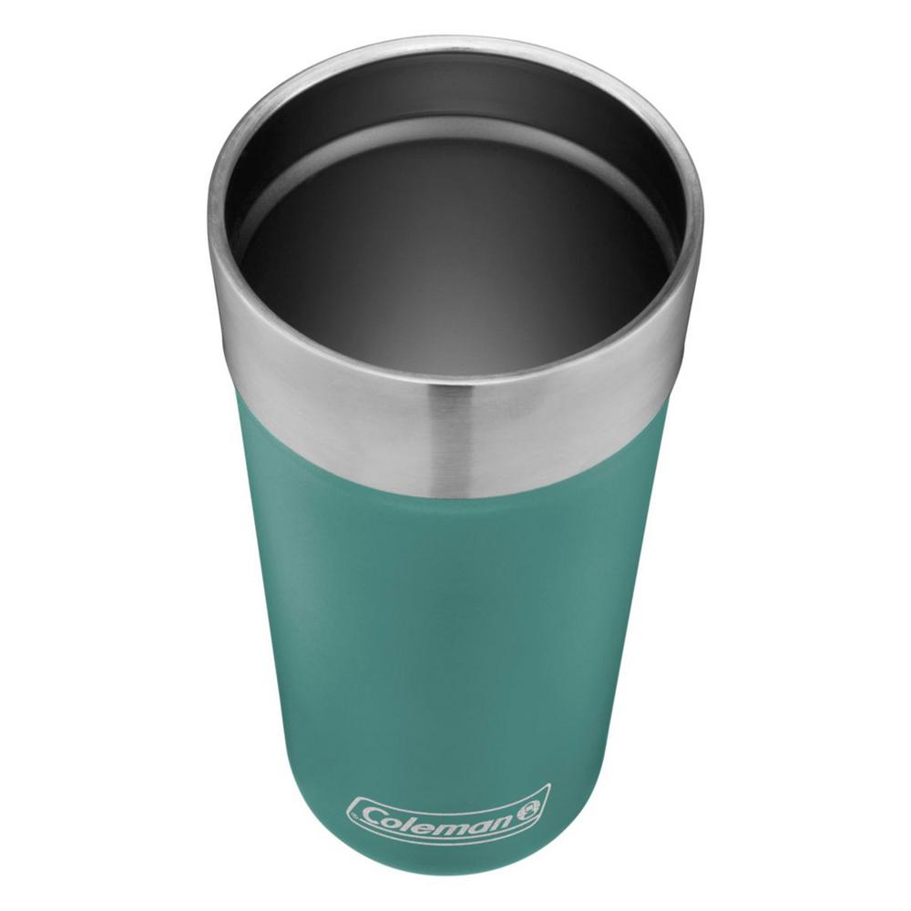 Coleman Brew Tumbler 20 oz./600 ml Seafoam Water Bottle