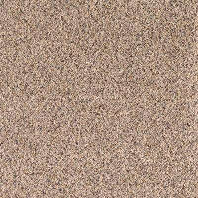 Carpet Sample - Lush II - Color Frosty Glade Texture 8 in. x 8 in.