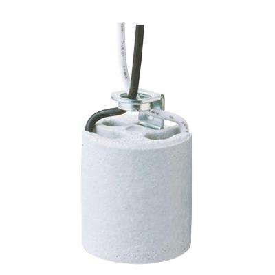 2 in. Porcelain Fixture Socket