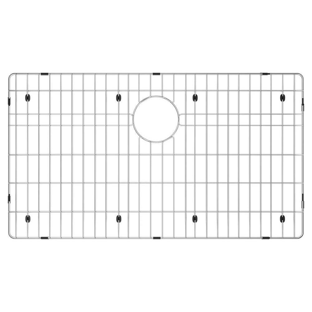 17 in. x 30 in. Sink Bottom Grid for Vigo 32 in. x 19 in. Sinks in Stainless Steel