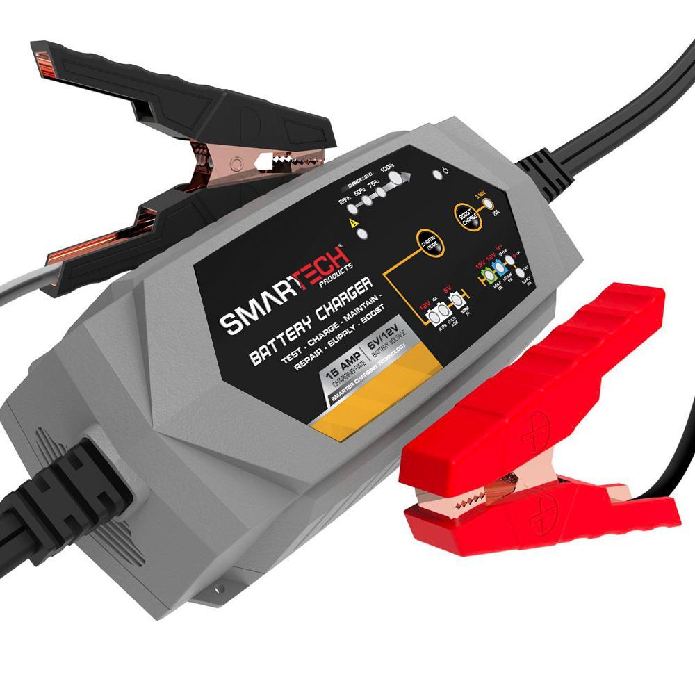 12 VOLT LED BATTERY /& ALTERNATOR TESTER 4 CARS AND TRUCKS 12V SYSTEM TESTER