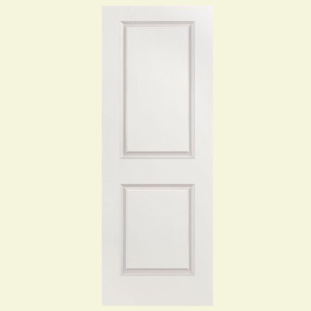 Masonite 32 in x 80 in solidoor smooth 2 panel solid for Www masonite com interior doors