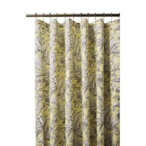 Home Decorators Collection Lillian 72 inch Butter Shower Curtain by Home Decorators Collection