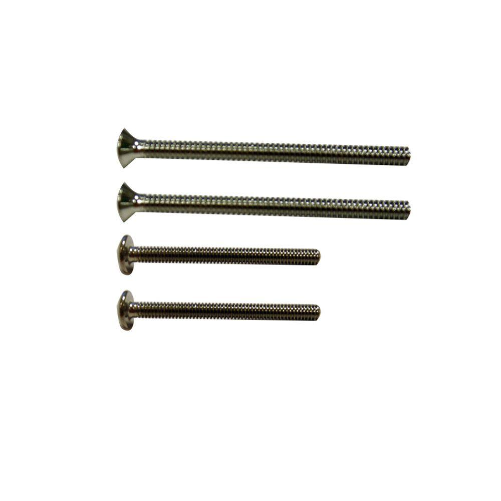 DANCO Escutcheon Screw Kit for Delta and Moen