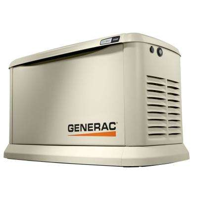 EcoGen 15,000-Watt Air-Cooled Standby Generator with Wi-Fi