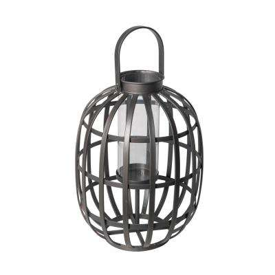 Small Size Outdoor Metal Lantern