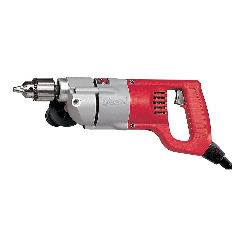 how to use a milwaukee drill