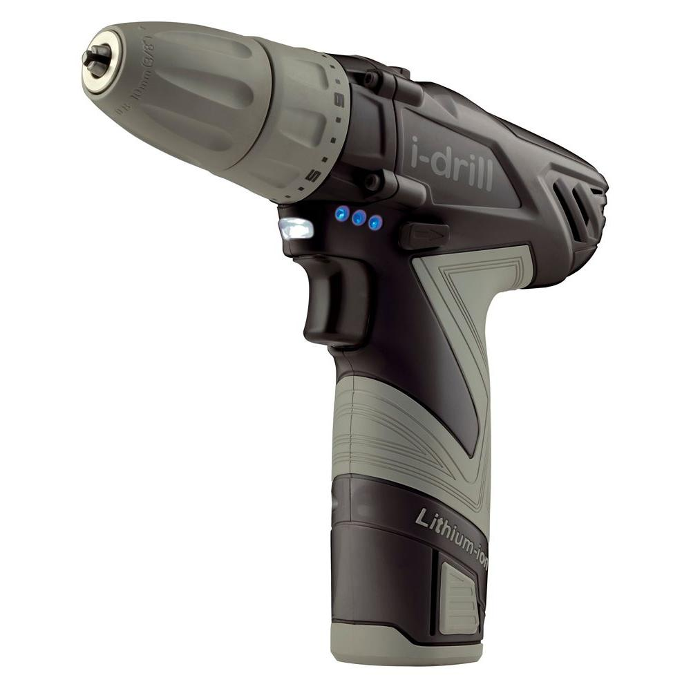 i-drill 12-Volt 1 Gear 1 Battery Cordless Lithium Drill and Driver